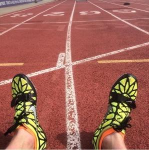 sprint spikes